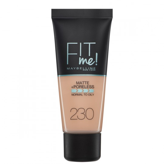 Maybelline Fit Me Matte + Poreless Foundation - 230 Natural Buff