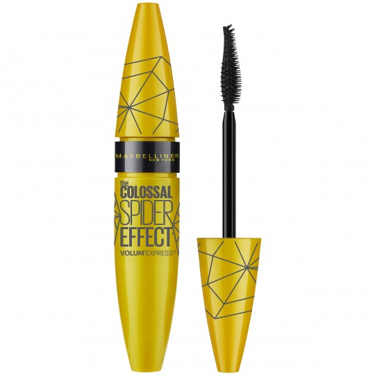 Maybelline Volum' Express The Colossal Spider Effect Mascara - Black