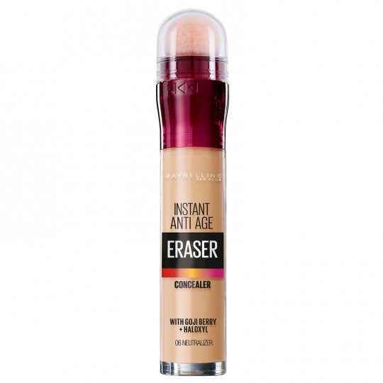 Maybelline Instant Anti Age Eraser Eye Concealer - 06 Neutralizer