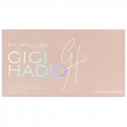 Maybelline X Gigi Hadid Eye Contour Palette - GG01 Warm