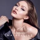 Maybelline X Gigi Hadid Fiber Mascara - GG18 Black