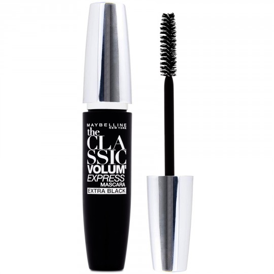 Maybelline Volum' Express The Classic Mascara - Extra Black