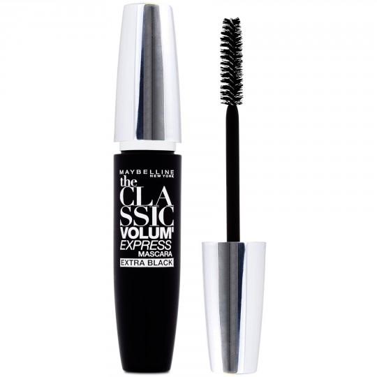 Maybelline Volum' Express The Classic Mascara - Extra Black