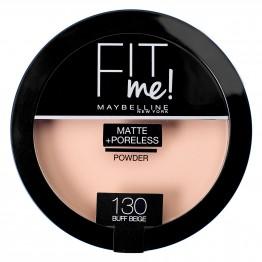 Maybelline Fit Me Matte + Poreless Pressed Powder - 130 Buff Beige
