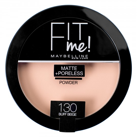 Maybelline Fit Me Matte + Poreless Pressed Powder - 130 Buff Beige