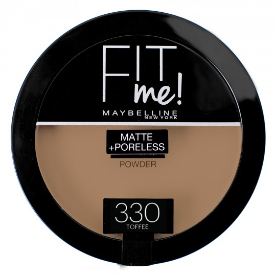 Maybelline Fit Me Matte + Poreless Pressed Powder - 330 Toffee