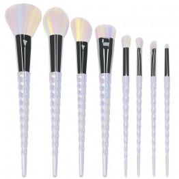 MIMO 8Pcs Unicorn Brush Set