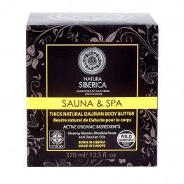 Natura Siberica Sauna & Spa Thick Natural Daurian Body Butter