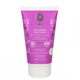 Natura Siberica Exfoliating Face Scrub For Oily & Combination Skin