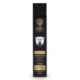 Natura Siberica Men White Bear Super Refreshing Shower Gel