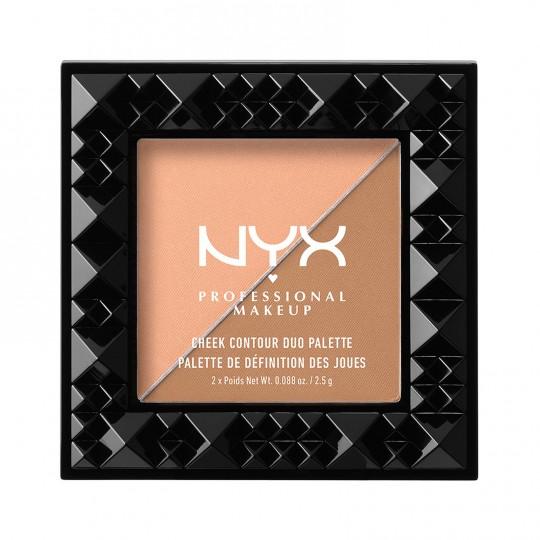 NYX Cheek Contour Duo Palette - 05 Two To Tango