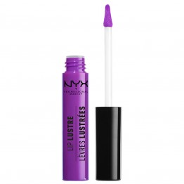 NYX Lip Lustre Glossy Lip Tint - 07 Violet Glass