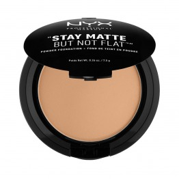 NYX Stay Matte But Not Flat Powder Foundation - Olive