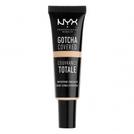 NYX Gotcha Covered Waterproof Concealer - Soft Ivory
