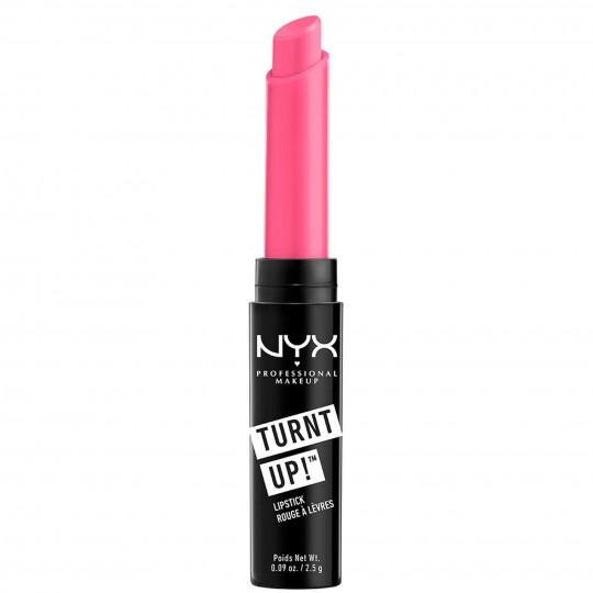 NYX Turnt Up! Lipstick - 03 Priviledged