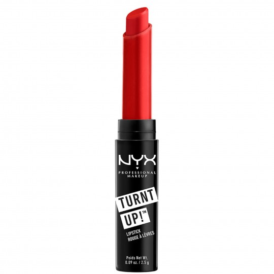 NYX Turnt Up! Lipstick - 06 Hollywood