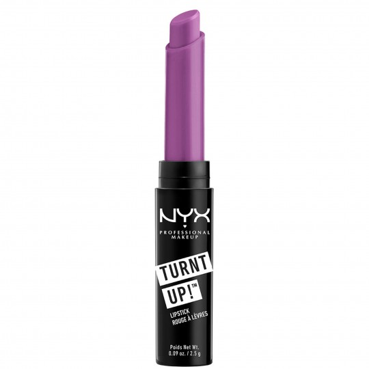 NYX Turnt Up! Lipstick - 08 Twisted