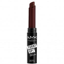 NYX Turnt Up! Lipstick - 09 Dahlia
