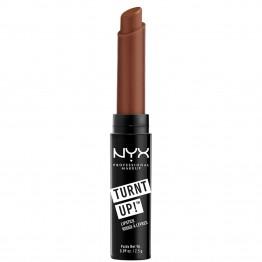 NYX Turnt Up! Lipstick - 12 Dirty Talk