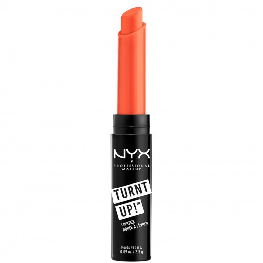 NYX Turnt Up! Lipstick - 18 Free Spirit