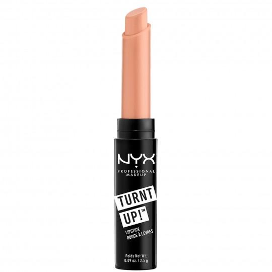 NYX Turnt Up! Lipstick - 21 Mirage