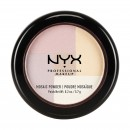 NYX Mosaic Powder Blush - 01 Highlighter (Shimmering Pearl)