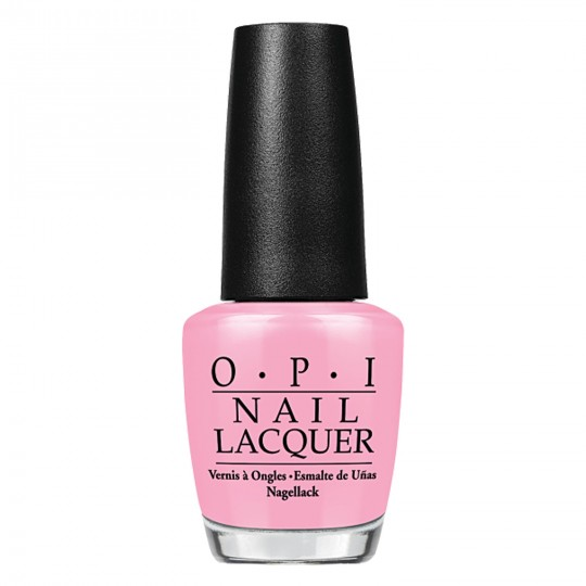 OPI Nail Polish - Pink-ing of you NLS95