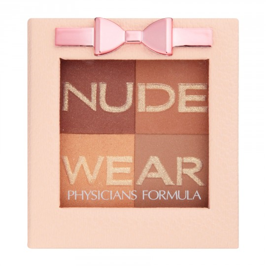 Physicians Formula Nude Wear Glowing Nude Bronzer - Bronzer