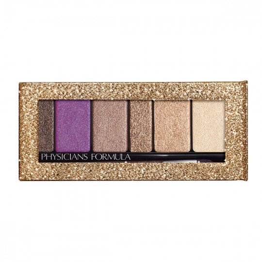 Physicians Formula Shimmer Strips Custom Eye Enhancing Extreme Shimmer Shadow & Liner - Glam Nude