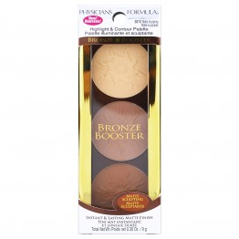 Physicians Formula Bronze Booster Highlight & Contour Palette - Matte Sculpting Palette
