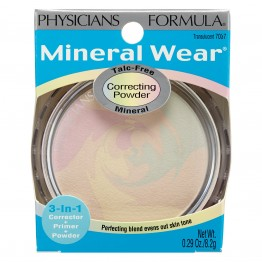 Physicians Formula Mineral Wear Talc-Free Mineral Correcting Powder - Translucent