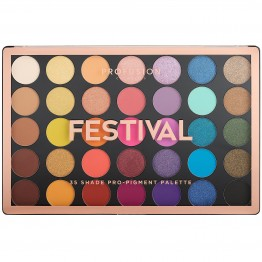 Profusion 35 Shade Pro-Pigment Palette - Festival