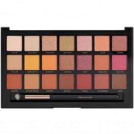 Profusion 21 Shade Eyeshadow Palette - Siennas