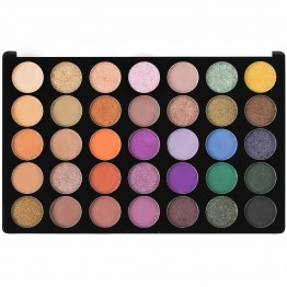Profusion 35 Shade Pro-Pigment Palette - Paradise