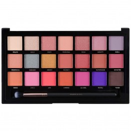 Profusion 21 Shade Eyeshadow Palette - Infatuation