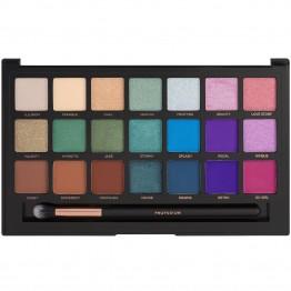 Profusion 21 Pro Pigment Shades Eyeshadow Palette - Wanderlust