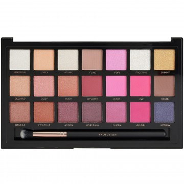 Profusion 21 Pro Pigment Shades Eyeshadow Palette - Pro Pigment