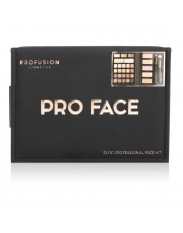 Profusion Professional Beauty Book - Pro Face