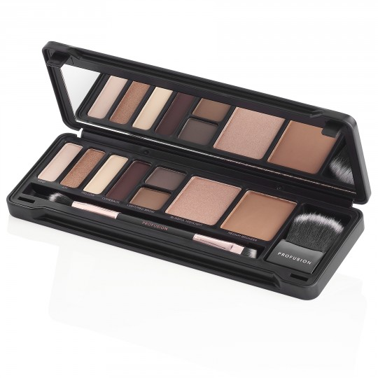Profusion Pro Makeup Case - Day Face