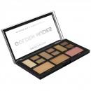 Profusion 12 Colour Eye & Cheek Palette - Golden Nudes