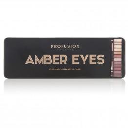 Profusion Pro Makeup Case - Amber Eyes