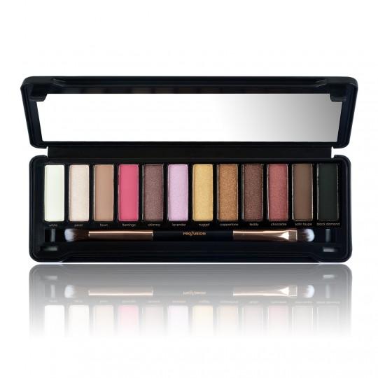 Profusion Pro Eyeshadow Case - Eyes Glam
