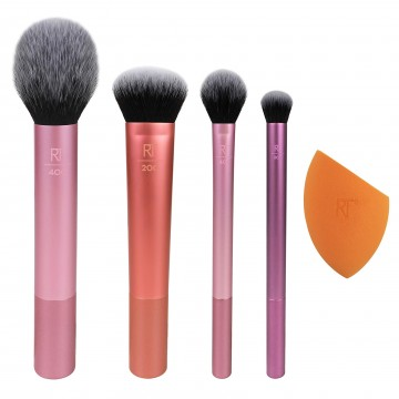 Real Techniques Everyday Essentials Brush Set
