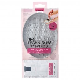 Real Techniques Brush Cleansing Palette - Grey