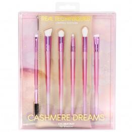 Real Techniques Cashmere Dreams Eye Fantasy Brush Set