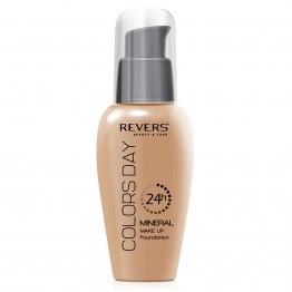 Revers Colors Day 24h Mineral Make Up Foundation - 32 Beige