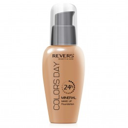 Revers Colors Day 24h Mineral Make Up Foundation - 33 Peach