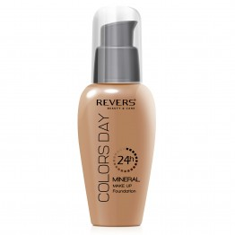 Revers Colors Day 24h Mineral Make Up Foundation - 34 Bronze