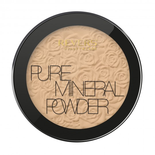 Revers Pure Mineral Powder - 04