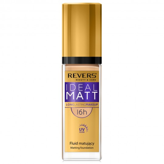 Revers Ideal Matt Long Lasting Makeup - 15